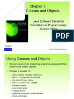 04 - Chapter 3 - Using Classes and Objects