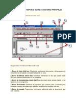 Elementos de Las Ventanas de Las Paqueterias Principales Word, Power Point, Excel