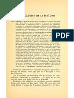 Juan B Justo Base Biologica de La Historia