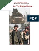 Afghanistan Relationship Gap