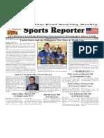 November 22 - 28, 2017  Sports Reporter
