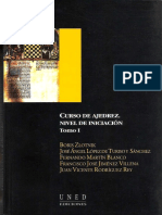 UNED - Curso de ajedrez - Nivel de iniciacion (Tomo I).pdf
