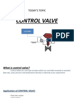 Control Valves Ppt