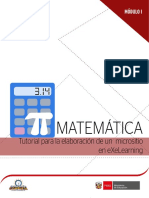 m1 b3 Matestudio Tutorial Elaboración Micrositio Exelearning