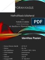 Lapkas Nefrolitiasis Bilateral
