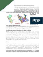 Recursos Naturales de Las Comunidades Alto Andinas