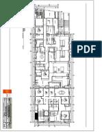 Plano de Laboratorio Del Pabellon de Cima