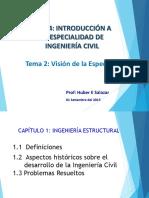 2. Visión a La Ingeniería Civil
