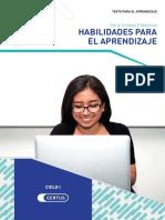 Libro Habilidades Para El Aprendizaje