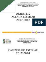 Agenda 2017- 2018.Pptx Usaer 212