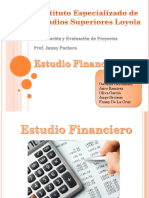 Estudio Financieros Grupo 3