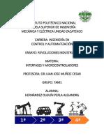 Ensayo. Revoluciones industriales.docx
