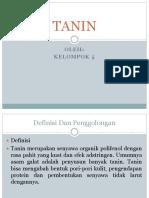 PPT TANIN