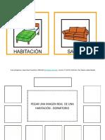 Habitacion y Salon