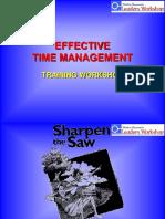 Effective Time Management Important vs Urgent