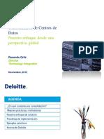 Consolidacion Centro Datos
