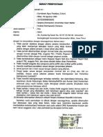 Surat Pernyataan Cpns 2