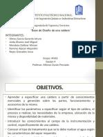 Presentacion caldera123