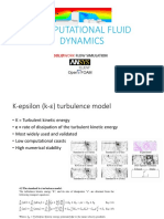 Computational Fluid Dydnamic