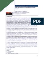 Illescas. Manual de Medicina Prehospitalaria de Urgencia, FT