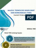 2.2 KAEDAH PELAKSANAAN TMK 1.pps