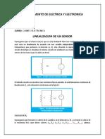 Linealizacion de Un Sensor