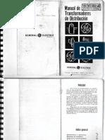 Manual de Transformadores de Distribucion