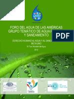 12 Derecho Humano Al Agua y Al Saneamiento