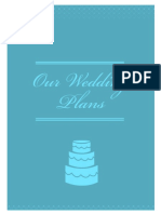 Contoh Wedding Planner