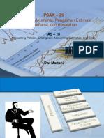 PSAK-25-Kebijakan-Akuntansi-Perusahaan-Estimasi-Akuntansi-dan-Kesalahan-IAS-18-19012013.pptx