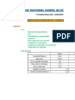 Excel Tecno Del Concreto