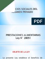 Beneficios Sociales Parte 1