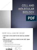 Bab 2 Cell Molecular Part 1