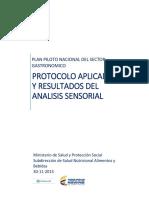 Piloto Analisis Sector Gastronomico Analisis Sectorial