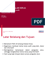 PSAK 24 (R 2013) - Imbalan Kerja