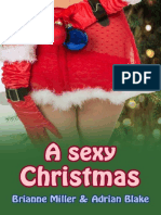 A Sexy Christmas - Brianne Miller & Adrian Blake