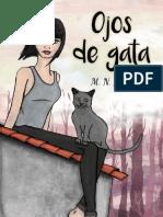 1.Ojos de Gata Spanish Edition - N