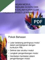 Pengembangan modul pokok bahasan.ppt