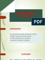 Propiedades Del Concreto Diapositvas