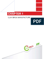 Clay Brick Manufacture