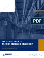 The Ultimate Guide to Vendor Managed Inventory