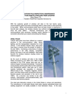 1 Paper ReliaPOLE Communications Pole Inspection Maintenance