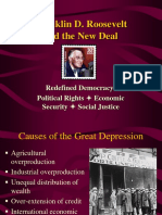 Fdr New Deal