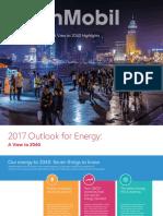 ExxonMobil - 2017 Outlook for Energy Highlights
