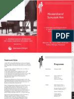 2005 Konzert Programm