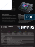 Factsheet Cintiq Companion 2 En