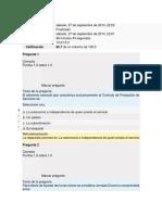 Exam Derecho Laboral 2015