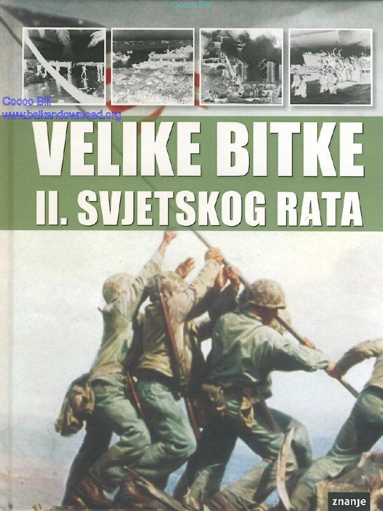 Velike Bitke II Svjetskog Rata