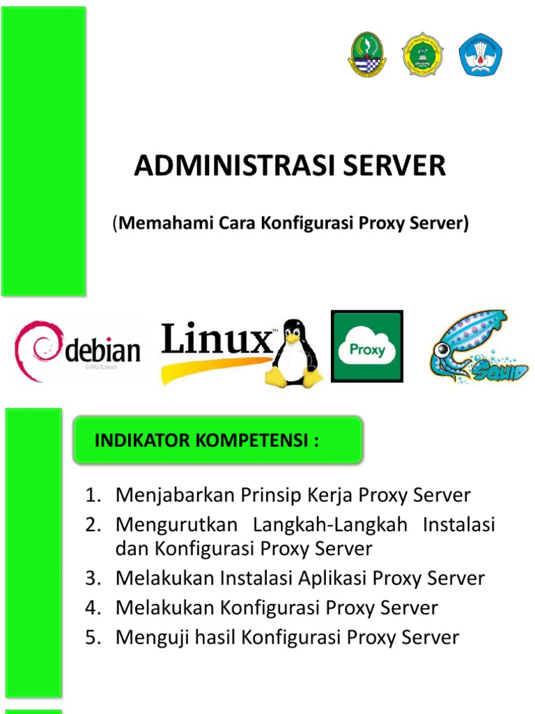 ADM SERVER - Merancang Konfigurasi Proxy Server.pptx