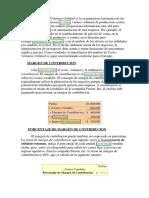 El Analisis de Costo-Volumen-Utilidad